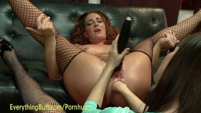 Squirting Slut Begs For Extreme Anal