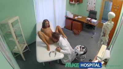 FakeHospital Spying on hot you