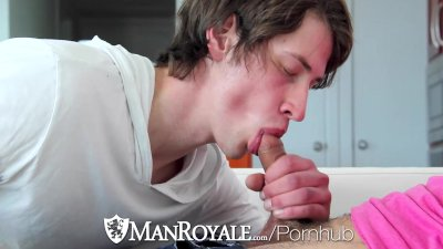 ManRoyale - Victor Gets Fucked by Young Stud Dimitri Kane
