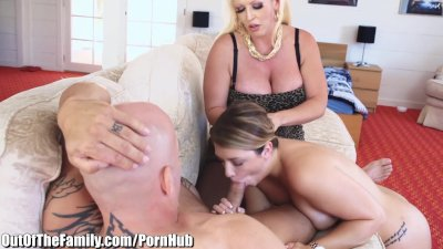 Alura Jenson Fucks Step-Daught