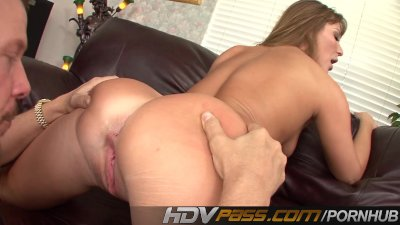 Sexy Aurora Snow Deepthroats And Gets Nailed