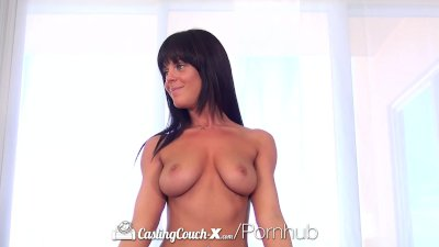 HD CastingCouch-X - Brunette R