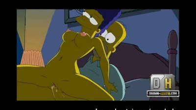 Simpsons Porn - Sex night