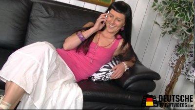 Telefonsex mit der Hausfrau
