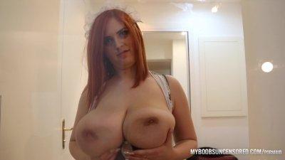 Alexsis Faye new busty girl as Housewife