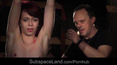 Chica Laroxxx redhead sexual object