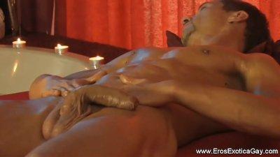 Erotic Self Massage For Him