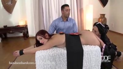 Naked Sushi, Blowjobs, and Anal Sex