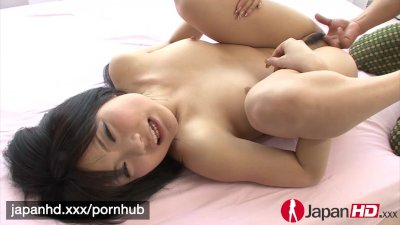 JAPAN HD Japanese babe gets a creampie for squirting