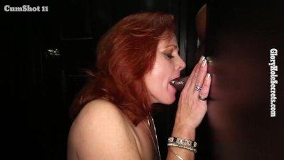 Gloryhole Secrets Redhead Gilf