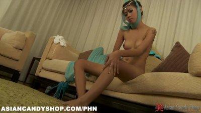Young Oriental Hottie Yok Solo