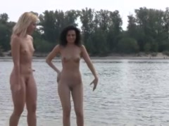 Preview 4 of New Teen Friends Bound By The Love Of Being Nude