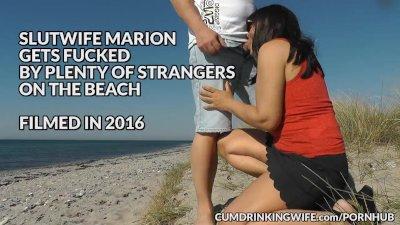 Slutwife Marion gangba... video