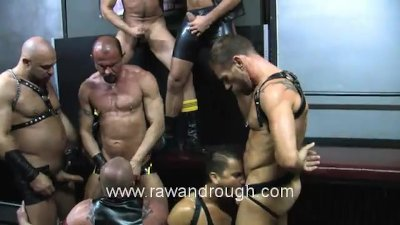Big Uncut Euro Fuckers Part 1