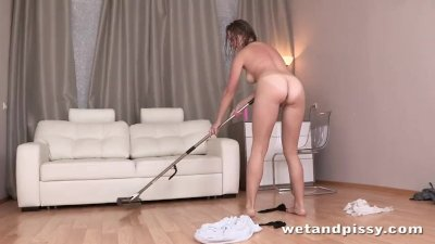 Sexy schoolgirl named Diana is so nasty