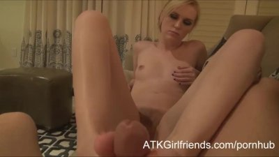 Your POV date with Amanda Bryant ends by way of hairy creampie