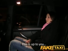 Preview 4 of Faketaxi Young Babe Fucked By Cabbie On Backseat