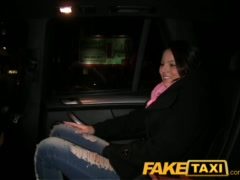 Preview 5 of Faketaxi Young Babe Fucked By Cabbie On Backseat
