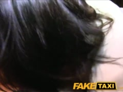 Preview 6 of Faketaxi Young Babe Fucked By Cabbie On Backseat