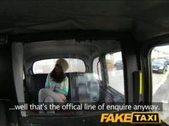 Preview 2 of Faketaxi Big Tits Tattoo Hottie Has Sex With Taxi Driver