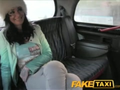 Preview 3 of Faketaxi Big Tits Tattoo Hottie Has Sex With Taxi Driver