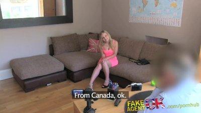 FakeAgentUK Canadian hottie ge