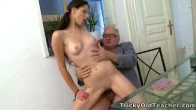 Tricky Old Teacher - Simona's
