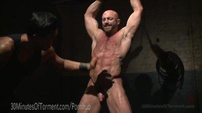 Bodybuilder's Torment Nightmare