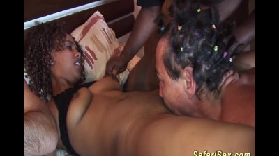 Ebony pickup porno
