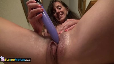 EuropeMaturE Older Lady Rose S