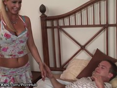 Preview 3 of Slutty Cougar Wants It In Her Ass