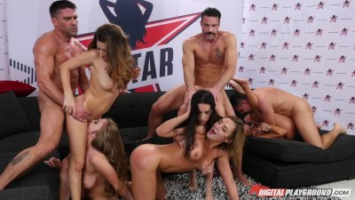 Digital Playground- DP Star Season 3 Episode 6, Final top 5 Orgy