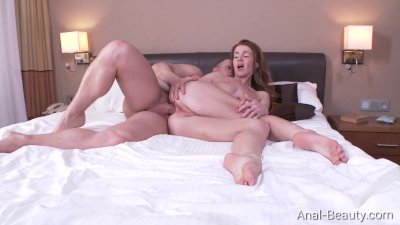 Anal-Beauty.com - Melisa - Lonely beauty anal fantasy
