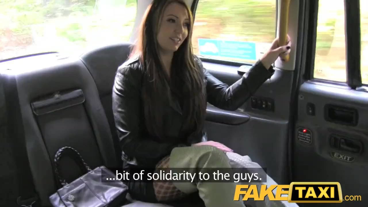 Fake Taxi Female Blonde