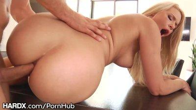 HardX Real Pornstar Couple has Intense Anal Sex