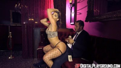 Digital Playground- Sexy Stripper Shows Off Her Sex Skills