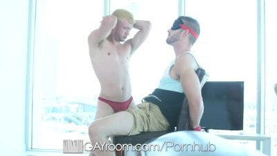 GayRoom - Hunky Tryp Bates Fucks Mickey Jr