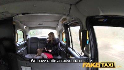 Fake Taxi Swinger Business MILF sex tape