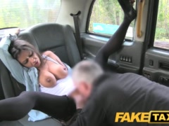Preview 8 of Fake Taxi Great Body And Nice Tits Brunette