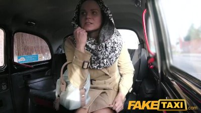FakeTaxi Sex mad Czech lady wa