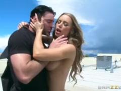 Nicole Aniston loves ridding dick - Brazzers