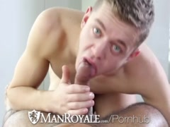 HD ManRoyale   Twink get fucked by sexy tattooed guy