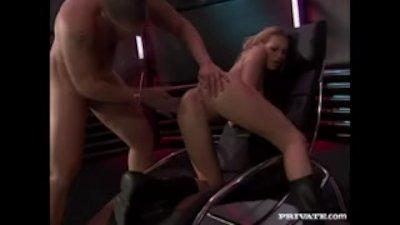 Private.com - Claudia Claire Gets Covered in Cum
