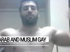 Najar   Beautiful muscular arab gay from saudi arabia   Xarabcam