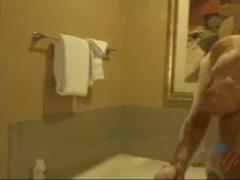 Aim for Karlee Grey\'s huge tits