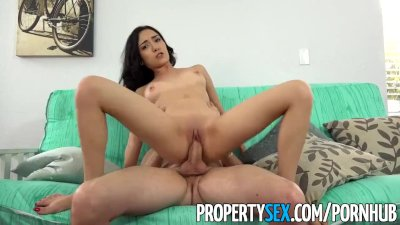 Propertysex hot criminal tenant fucks landlord Part 8 6