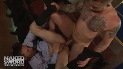 Boyfriends Scene 4: Troy Haydon and Ari Silvio