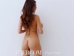 Preview 4 of Baeb Riley Reid And Step Sister Rekindle And Fuck In First Threesome