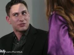 Sex Starved Ariella Ferrera Cheats with Hubbys Bro