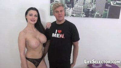 Porno Dan's Big Black Cock Challenge